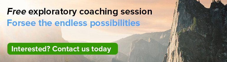 Free exploratory coaching session